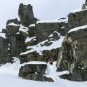 Северная Норвегия. Заполярный регион Nord Norge. Остров Arnoya. Райдер – Григорий Корнеев. Фото - Тамара Столбова