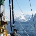 "Северная Норвегия. Заполярный регион Nord Norge. Яхта ""Alter Ego"" Фото - Тамара Столбова"