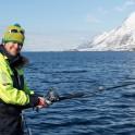 "Северная Норвегия. Регион Nord Norge. Яхта ""Alter Ego"". Артем Оганов. Фото – Тамара Столбова"