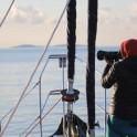 Северная Норвегия. Заполярный регион Nord Norge. Константин Галат тестирует новую фотооптику SIGMA. Фото - Тамара Столбова