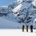 Северная Норвегия. Заполярный регион Nord Norge. Остров Kagen. Команда RideThePlanet. Фото - Тамара Столбова