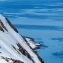 Северная Норвегия. Заполярный регион Nord Norge. Остров Kagen. Райдер – Константин Галат. Фото - Тамара Столбова