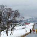 Северная Норвегия. Регион Nord Norge. Команда RideThePlanet на острове Arnoya. Фото – Тамара Столбова