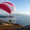 Северная Норвегия. Заполярный регион Nord Norge. Остров Senja. Райдер – Андрей Абрамов. Фото - Тамара Столбова