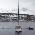 Северная Норвегия. Регион Nord Norge. Райдер – Григорий Корнеев. Фото – Владимир Горлов