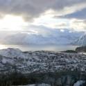 Северная Норвегия. Заполярный регион Nord Norge. Город Skjervoy на острове Skjervoya. Фото - Владимир Горлов