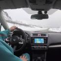 Северная Норвегия. Регион Nord Norge. Subaru Outback – официальный автомобиль проекта RideThePlanet. Фото – Владимир Горлов