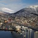 Северная Норвегия. Столица региона Nord Norge город Тромсё. Фото - Владимир Горлов
