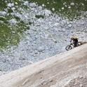Западная Абхазия. Массив Арабика. Райдер – Петр Винокуров. Фото – Константин Галат