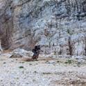 Западная Абхазия. Горный массив Арабика. Райдер – Петр Винокуров. Фото – Константин Галат
