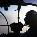 Абхазия. Вертолет Alouette, пилот – Сергей Навроцкий. Фото – Артем Кузнецов