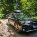 Абхазия. Заброска на хребет Берчиль. Subaru Outback - официальный автомобиль проекта RideThePlanet. Фото – Константин Галат
