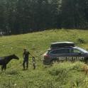 Регион Сочи. Райдер Петр Винокуров. Subaru Outback – официальный автомобиль проекта RideThePlanet. Фото – Константин Галат