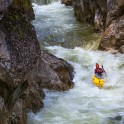 Австрия. Каньон реки Branderberger. Райдер – Иван Козлачков. Фото – Константин Галат
