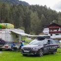 Австрия. Кэмпинг команды RideThePlanet в долине реки Oetz. Фото – Константин Галат