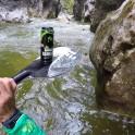 Австрия. Каньон реки Branderberger. Энергетики GORILLA - партнер проекта RideThePlanet. Фото – Алексей Лукин