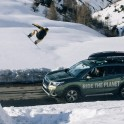 Италия. Регион Ливиньо. Райдер – Андрей Москвин. Subaru Forester - официальный авто проекта RideThePlanet. Фото – Данила Ильющенко