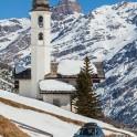 Италия. Регион Ливиньо. Subaru Forester - официальный авто проекта RideThePlanet. Фото – Константин Галат