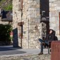 Каталония. Долина Валь де Бои. Райдер Петр Винокуров. Фото - Константин Галат