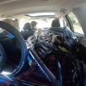 Каталония. Заброска команды RideThePlanet в горы для катания и съемок. Subaru Forester - официальный авто проекта RideThePlanet. Фото - Константин Галат