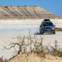 Казахстан. Плато Устюрт. Subaru Forester - официальный авто проекта RideThePlanet. Фото - Константин Галат