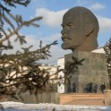 Бурятия. Город Улан-Уде. Фото - Константин Галат