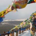 Бурятия. Город Улан-Уде. Буддийский дацан. Фото - Константин Галат
