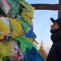 Бурятия. Город Улан-Уде. Буддийский дацан. Григорий Корнеев. Фото - Константин Галат
