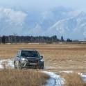 Бурятия. Тункийская долина. Восточный Саян. Subaru Forester - официальный авто проекта RideThePlanet. Фото - Константин Галат