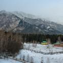 Бурятия. Хребет Восточный Саян. Буддийский дацан в поселке Аршан. Фото – Александр Трифонов