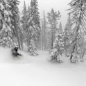 Бурятия. Ущелье Мамай. Райдер – Константин Галат. Фото – Григорий Корнеев