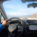 Бурятия. Прибайкалье. Subaru Forester - официальный авто проекта RideThePlanet. Фото – Александр Трифонов