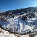 Грузия, регион Верхняя Рача. Деревня Геби. Фото – Андрей Москвин