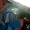 Грузия, регион Верхняя Рача. Сергей Потапенко в базовом лагере. Фото – Константин Галат