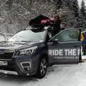 Грузия, регион Верхняя Рача. Subaru Forester - официальный авто проекта RideThePlanet. Фото – Владимир Горлов