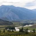 Горный Алтай. Долина реки Чуя. Фото - Константин Галат