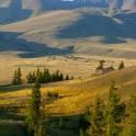 Горный Алтай. Район Курай. Фото - Константин Галат