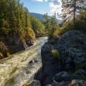 Горный Алтай. Верховья реки Чулышман. Фото - Константин Галат