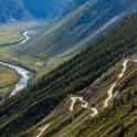 Горный Алтай. Долина реки Чулышман. Фото - Константин Галат