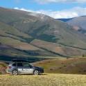 Горный Алтай. Район Курай. Subaru Forester - официальный авто проекта RideThePlanet. Фото - Константин Галат