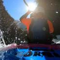 Горный Алтай. Река Куркуре. Каякер - Алексей Лукин. Фото - GoPro